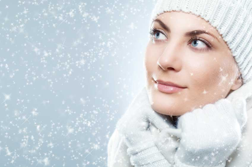 Welcome Winter with Glowing Skin
